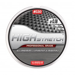 Fluorocarbone HIGH STRETCH
