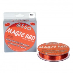 Nylon MAGIC RED